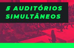 Expo Forum Digitalks 2019 - Auditorios - Events Promoter