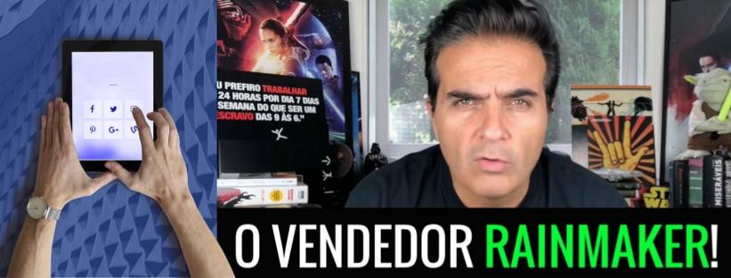 O Vendedor Rainmaker - Ricardo Jordão - Events Promoter