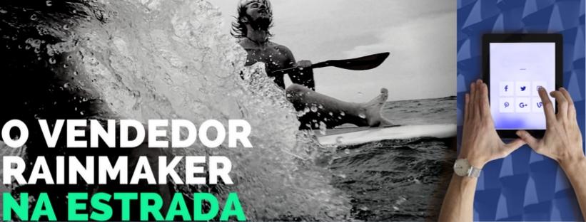 O Vendedor Rainmaker na Estrada - Ricardo Jordão - Events Promoter