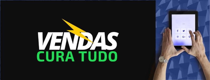 Vendas Cura Tudo - Ricardo Jordão - Events Promoter