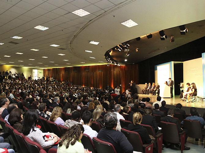 Auditório Elis Regina - Events Promoter
