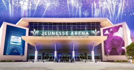 Jeunesse Arena - 01