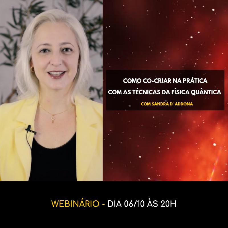Webinario - Sandra Daddona - 06102019 - Events Promoter