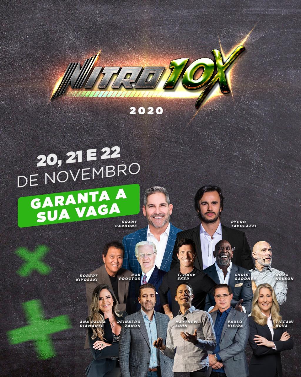 Nitro 10X - 2020